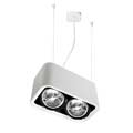 BACO Leds C4 Technical потолочный светильник (маленький) белый 1 арт. в серии 90-3547-14-00