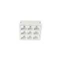 BENTO Leds C4 Technical точечный светильник LED белый 5 арт. в серии 90-6388-14-14