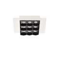 BENTO Leds C4 Technical точечный светильник LED белый 5 арт. в серии 90-6358-14-60