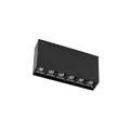 BENTO Surface Leds C4 Technical потолочный светильник (маленький) LED черный 8 арт. в серии 15-7187-60-MS