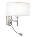 05-2820-81-81 BRISTOL Leds C4 Decorative прикроватный бра с абажуром LED