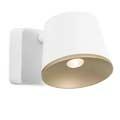 05-5306-14-F5 DRONE Leds C4 Decorative настенный светильник LED белый
