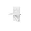 05-7606-14-14 ELAMP Leds C4 Decorative прикроватный светильник LED белый
