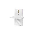 05-7606-14-DO ELAMP Leds C4 Decorative прикроватный светильник LED белый