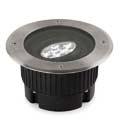 GEA Leds C4 Outdoor грунтовый светильник LED 1 арт. в серии 55-9667-CA-CL