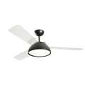 30-6489-60-F9 GREGAL Leds C4 Fans потолочная люстра вентилятор LED черный