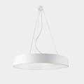 LUNO Pendant Leds C4 Technical подвесной светильник LED белый 15 арт. в серии 00-5922-14-OU