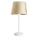 10-2757-14-82 MICHIGAN Leds C4 Decorative настольная лампа E27 белый