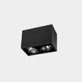 MULTIDIR EVO L Surface Leds C4 Technical потолочный светильник (большой) LED 39 арт. в серии AF25-18W8M1BB14