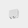 MULTIDIR EVO S Surface Leds C4 Technical потолочный светильник (маленький) LED 27 арт. в серии AF28-13V8F2BB14