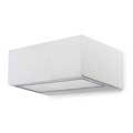 NEMESIS Leds C4 Outdoor настенный светильник R7s белый 1 арт. в серии 05-9177-14-B8