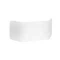 SKATE Leds C4 Decorative настенный светильник LED белый 1 арт. в серии 05-4931-14-14