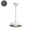 00-5998-14-23 SUGAR Leds C4 Decorative подвесной светильник LED белый