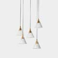 VENETO Leds C4 Decorative подвесной светильник LED белый 8 арт. в серии 15-7592-14-DO