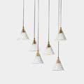 VENETO Leds C4 Decorative подвесной светильник LED белый 8 арт. в серии 15-7593-14-DO