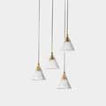 VENETO Leds C4 Decorative подвесной светильник LED белый 8 арт. в серии 15-7591-14-DO