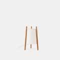 10-8106-14-14 WOODY Leds C4 Decorative настольная лампа E27 белый
