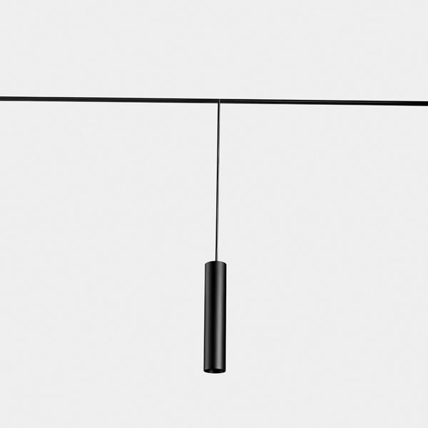 VELA Low voltage Leds C4 Technical светильник трековый LED черный 1 арт. в серии 00-7341-60-DA
