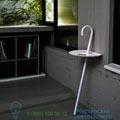Clochard Martinelli Luce H98cm напольный светильник 2289-BI
