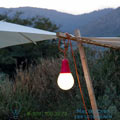 Ciulifruli Martinelli Luce H28cm подвесной светильник 30859-BI_30858-RO