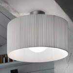 FOG PL 70 Plisse потолочный светильник Morosini