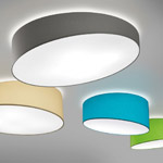 PANK PL 90 E потолочный светильник Morosini