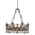 1-8001-8-64 Savoy House Flanders 8 Light Chandelier люстра