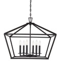 3-325-6-44 Savoy House Townsend 6 Light Bronze Lantern нодвесной светильник