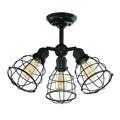 6-4136-3-13 Savoy House Scout 3 Light Adjustable Semi-Flush потолочный светильник