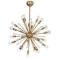 7-6099-24-322 Savoy House Galea 24 Light Chandelier люстра
