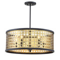 7-9901-5-147 Savoy House Pelham 5 Light Castillo Pendant нодвесной светильник