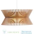 Kontro Secto Design brown, LED, 45cm, H21cm подвесной светильник 16_6000_06
