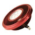 LED AR111, rot, 19,5W, 30°, 2700K, d