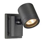 NEW MYRA WALL luminaire, anthracite, GU10, max. 50W, IP55