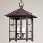 CL0007.RU Vaughan Auzon Square Lantern потолочный светильник