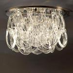 CL0022.NI Vaughan Rouen Flush потолочный светильник