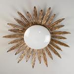 CL0161.GI Vaughan Sunburst Flush потолочный светильник