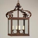 CL0194.RU Vaughan Riberac Lantern потолочный светильник
