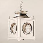 CL0204.NI Vaughan Standen Lantern потолочный светильник