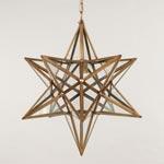 CL0313.BR Vaughan Star Lantern Small потолочный светильник