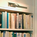 WA0197.NI Vaughan Piper Book Case Light настенный светильник