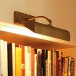 WA0261.AG Vaughan Turner Bookcase Light настенный светильник