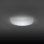 1129 Vibia QUADRA ICE потолочный светильник