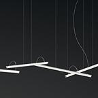 2343 Vibia HALO LINEAL подвесной светильник