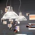 Berlino Zava grey, 38cm, H37cm подвесной светильник Berlino_suspension_H37cm_aluminium_mouse_grey_colour