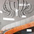 Rings Zava black, LED, 2700k, 3975lm, H80cm подвесной светильник Rings_D80cm_verti-jet_black_9005